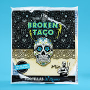 Broken Taco tortilla XL 6 pk 370 g