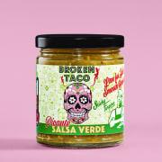 Broken Taco salsa verde 270 g