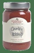 Stonewall country ketchup 454 g