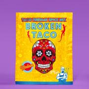 Broken Taco taco tuesday spice mix 25 g