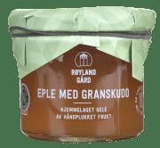 Røyland eplegelé m/granskudd 125 ml