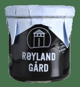 # Røyland blåbærsyltetøy krydret ØKO 167 ml