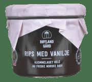 Røyland ripsgelé m/vanilje 125 ml