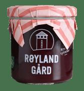 # Røyland tyttebærsyltetøy krydret ØKO 167 ml