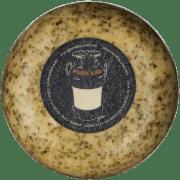 Myrdal kvit geitost m/ramsløk ca 4,5 kg