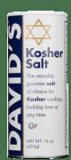 Davids kosher salt 453 g