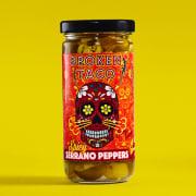 Broken Taco spicy serrano peppers 226 g