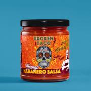 Broken Taco mango habanero salsa 260 g