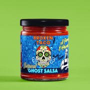 Broken Taco tropical ghost salsa 260 g