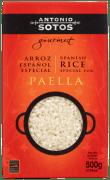Antonio Sotos paella ris 500 g
