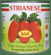 Strianese tomater San Marzano DOP 2,55 kg