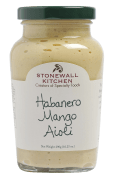 Stonewall aioli habanero mango 290 g