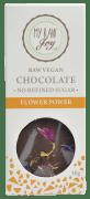 My raw joy vegansjokolade flower power ØKO 30 g