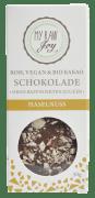 My raw joy vegansjokolade hasselnøtt ØKO 30 g