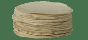 Tortilla Guanajuato white corn 10 cm 250 g