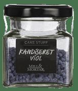 Mill & Mortar fiol kandisert 40 g