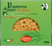 Cherchi Pergamena di pane m/oregano 100 g
