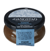Gangstad fikenmarmelade 100 g