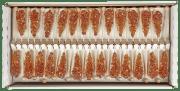 Sukkerpinner brune 100 stk