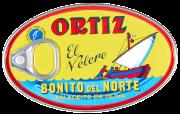 Ortiz tunfisk hvit i olivenolje 112 g