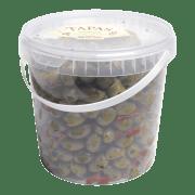 Oliven fersk u/sten provence 1,2 kg