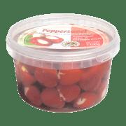 Ostefylte paprika 1,3 kg