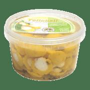 Ostefylte gresskar 1,3 kg