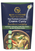 Blue Elephant currysaus grønn 300 g