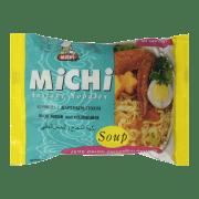 # Michi nudler kylling 80 g