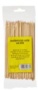 Satèsticks bambus 15cm 100 stk
