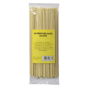 Satèsticks bambus 20cm 100stk