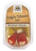 Ostefylte chilipepper sterk 180 g