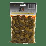 Olymp oliven grønn u/sten m/chili 250 g