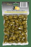 Olymp oliven grønn m/sten m/sitron 250 g