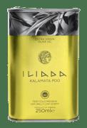 Iliada Kalamata olivenolje ex virg bx PDO 250 ml