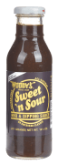 Woody's sweet & sour saus 411 g