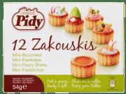 # Pidy bouchees mini 12 stk 54 g