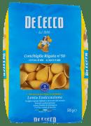 De Cecco conchiglie (skjell) 500 g