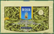 De Cecco eggpasta tagliatelle spinat 250 g