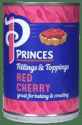 Princes kirsebærfyll rød 410 g