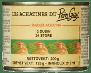 Snegler Achatina 2 dusin 200 g