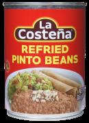 La Costena refried pinto beans 580 g