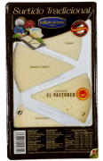 Ostebrett spansk 200 g