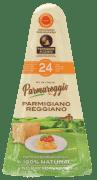 Parmigiano Reggiano trekant 24 mnd DOP 200 g
