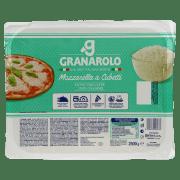 (S) Mozzarella cubetti 2,5 kg
