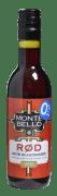 Montebello 0% rød matvin 187 ml