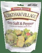 Chatham krutonger m/sjøsalt & pepper 142 g