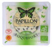 Roquefort Papillon AOP ØKO 100 g