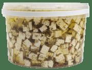 Hofmeister Fitaki terning i olje & krydder 3 kg