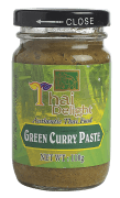 TD Green curry paste 110 g